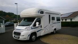 2012 AUTOTRAIL APACHE 634 4 BERTH FIAT DUCATO 2.3 LTR MANUAL /TRIPRONIC #38,950.00