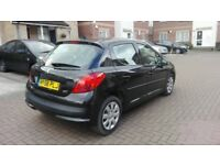 2009 Peugeot 207 1.4 S 5dr ~ One Year MOT ~ Full Service Done ~ Low Mileage