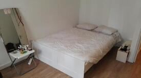 Good value one double bedroom flat in Kentish Town, newly renovated, 45 sq metres, Available in June