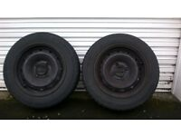 145 70 13 winter tyres and wheels