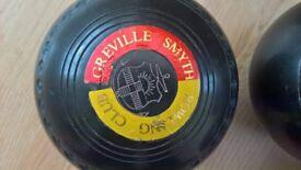 Henselite Bowles x 4