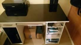 Desk/study area