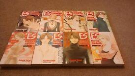 Eternal Sabbath (ES) Complete manga collection (8 volumes)