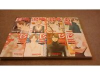 Eternal Sabbath (ES) Complete manga collection (8 volumes)