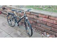 Btwin bike excellent condition,Only used once