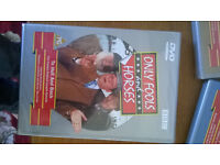 Only Fools & Horses - 3 feature length DVD's - PRICE NOW REDUCED