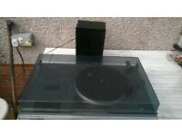 FIDELITY RECORD PLAYER/TAPE