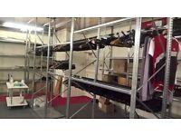 Heavy Duty Racking/shelving