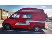 ldv maxus camper van 2006 diesel