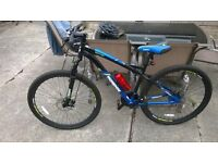 mongoose sector 29er brand new