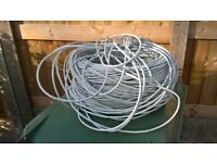 DATA CABLE. Cat 5 Enhanced UTP PVC Data Networking Cable Grey