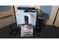 Xbox 360 250gb Kinect