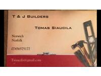 T&J Builders