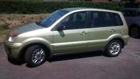 Ford fusion 1.6 diesel