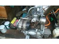 Boat inboard yanmar 1 gm10 diesel nice engine