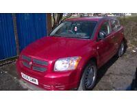 For Sale Dodge Caliber 2.0 ltr F/S/H Long MoT