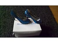 BTAND NEW Glamour n Glitz womans shoes