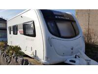 2012 Sterling Eccles Moonstone SE Caravan