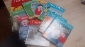 Oxford reading tree books for children, reading books