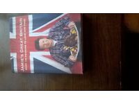 Jamie's Great Britain(Over 130 reasons to love our food) Hardcover – 29 Sep 2011