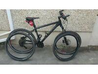 Cube ltd race mountain bike REDUCED