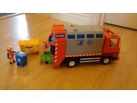 Playmobil Refuse Van £15!