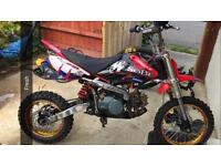 *YX 125cc Pitbike Dirtbike Manual YX Motocross*
