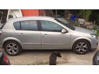 breaking vauxhall astra sxi silver all parts available