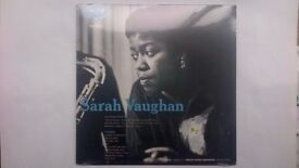 Sarah Vaughan 180g re-issue Jazz LP record (Mint) Emarcy MG-36004