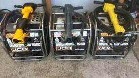 JCB Beaver Hydraulic pack and breaker