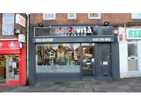 Successful desert business on Brook Lane Birmingham. Fully fitted and trading successfully.