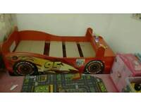 Lightening Mcqueen Bed