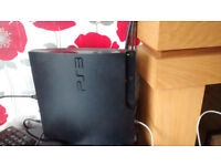 PS3 Slim 250 gb with ferrox 4.81 fifa 18 on hardrive full game