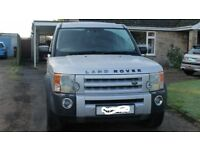 Land Rover Discovery 3. In very good condition . Full maintanence history.well looked after