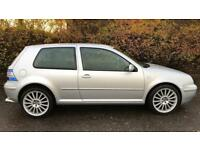 CHEAP VOLKSWAGEN GOLF GTI 3 DOOR 2.0L (2003) year mot low miles MODIFIED
