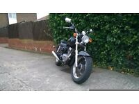 ***SOLD***Suzuki GZ Marauder 125, excellent condition.