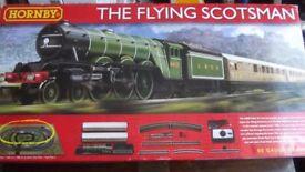 Hornby R 1154 Flying Scotsman Passenger Set. Pre Owned. Excellent