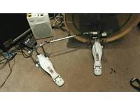 Stagg double bass drum pedal