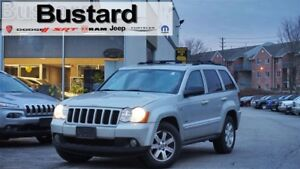 2008 Jeep Grand Cherokee LAREDO | SUNROOF | POWER SEAT | LEATHER