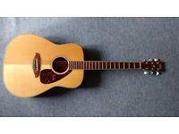 Yamaha FG730S / FG 730s acoustic guitar
