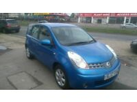 NISSAN NOTE ACENTA 57 PLATE(2007)1.4