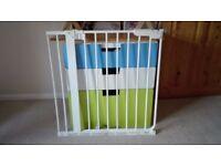 2 Baby safety gates VGC
