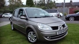 Renault scenic dynamic s 1.5 DCI 6 speed 2008