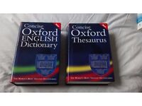 Dictionary and Thesaurus, Never used.