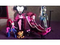 Monster High-bundle E.C