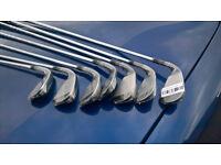 Brand new set of genuine M2 irons. 5 2SW.