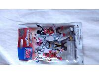 New Rare collectible Power Rangers Super Megaforce mega bloks mini figure - Series 2