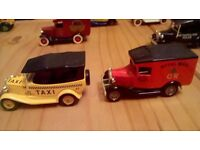 "COLLECTION OF MODEL CARS ""DAYS GONE BY LLEDO""(25)VGC.SELL AS LOT."