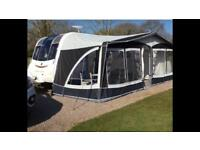 Caravan awning size 18