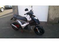 gilera ice 50cc moped